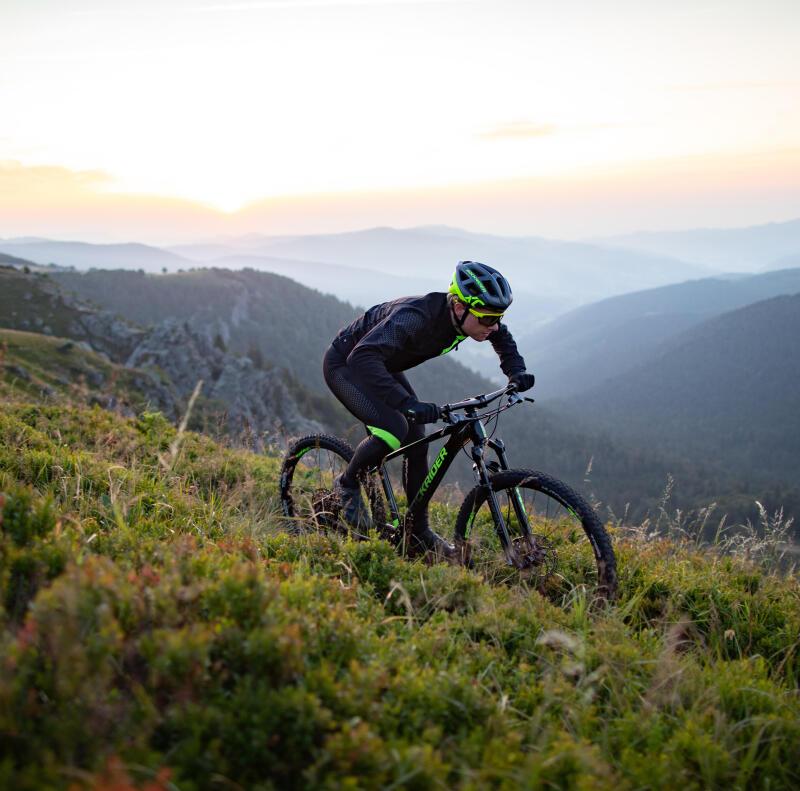Välj mountainbike