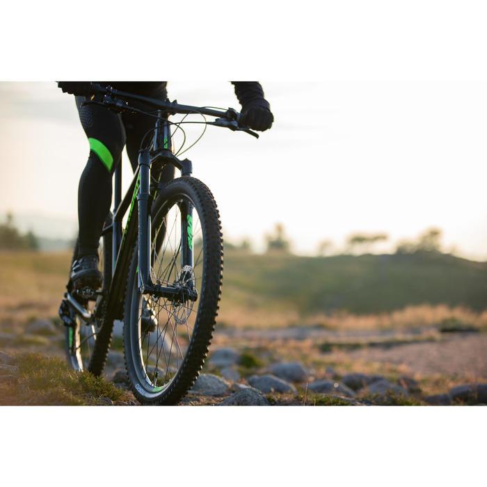Lange mountainbikebroek XC zwart
