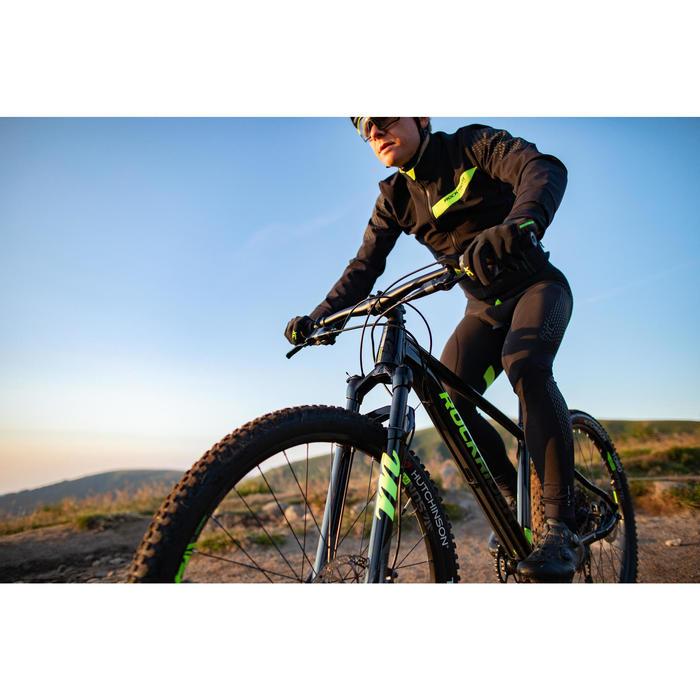 "Mountainbike XC 100 29"" 12S zwart/fluo"