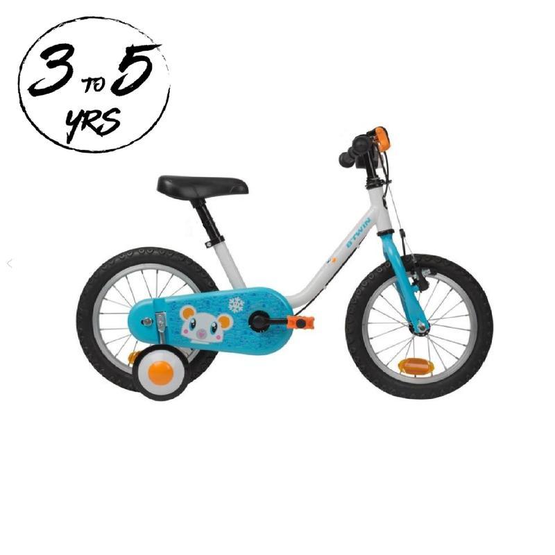 Kids cycle 3-5 years Arctic100