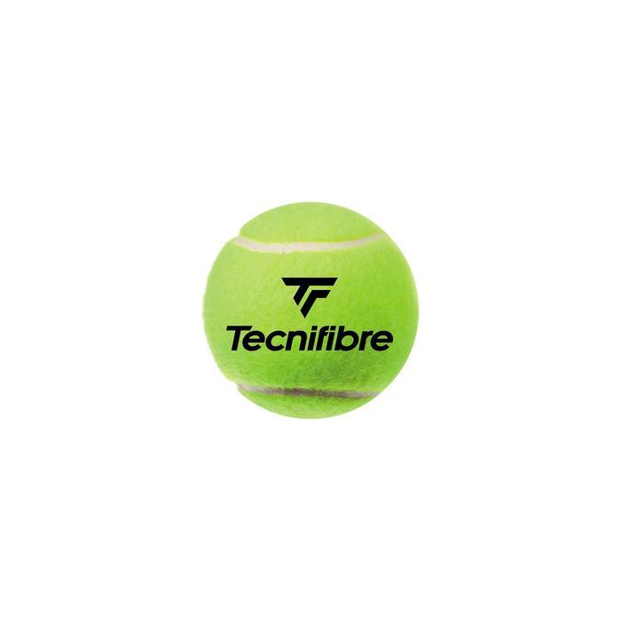 Tennisballen Technifibre Club 4 stuks geel