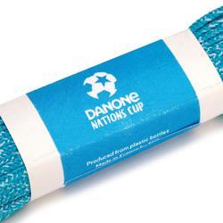 Lacets Danone Nations Cup, eco-conçus et solidaires.