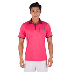 Sportshirt racketsporten Soft Pocket heren - 173547