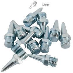 Set chiodi esagonali atletica 12mm acciaio