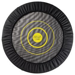 Producto reacondicionado Trampolín cama elástica Cardio Fitness Domyos Trampo100