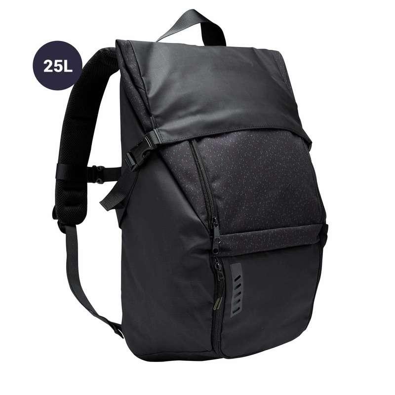 BAG TEAM SPORT Rugby - 25L Bag Intensive Black/Khaki KIPSTA - Rugby