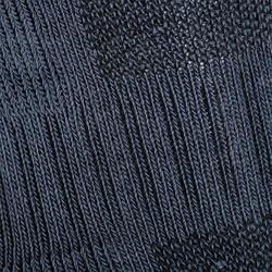 Tennissokken RS 500 high grijs/paars 4 paar