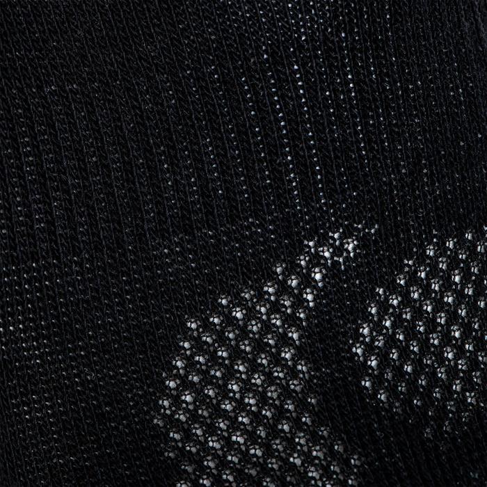 Tennissokken RS 160 high zwart/grijs/wit 6 paar