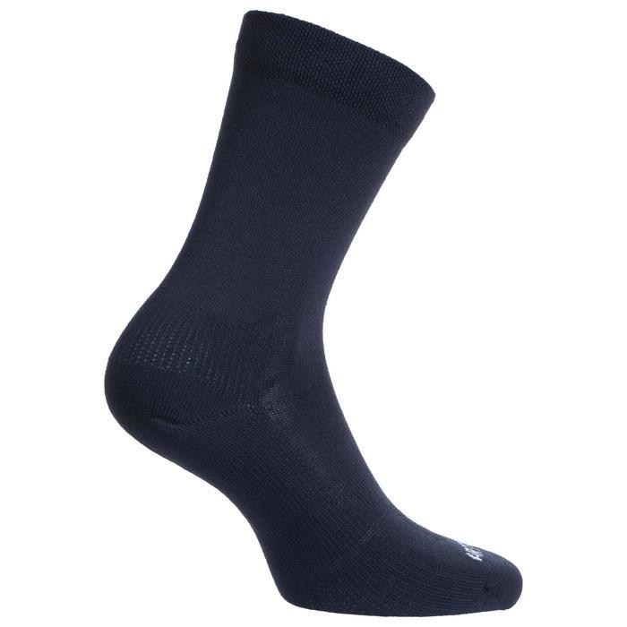 Tennissokken RS 160 high marineblauw/paars/fuchsia 6 paar