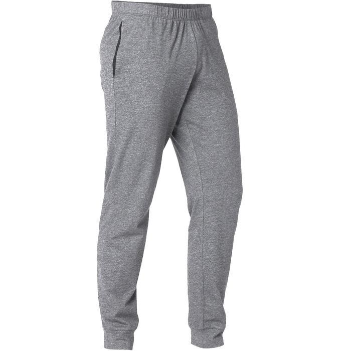 Pantalon de jogging homme 120 gris