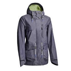女款防水健行外套-NH550 Imper