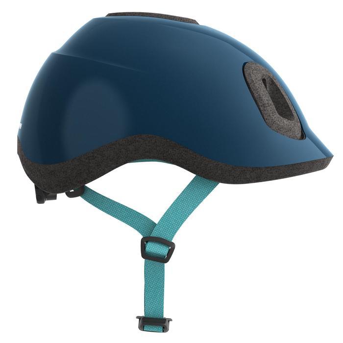 Fietshelm baby 500 blauw