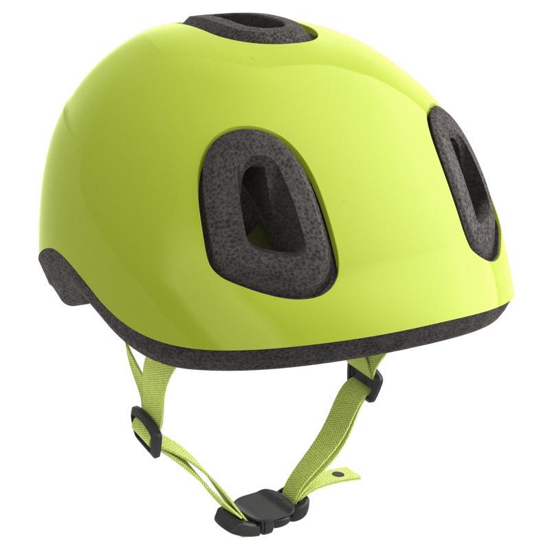 Baby Cycling Helmet 500 - Neon