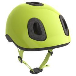 Casco bici bebè 500 fluo