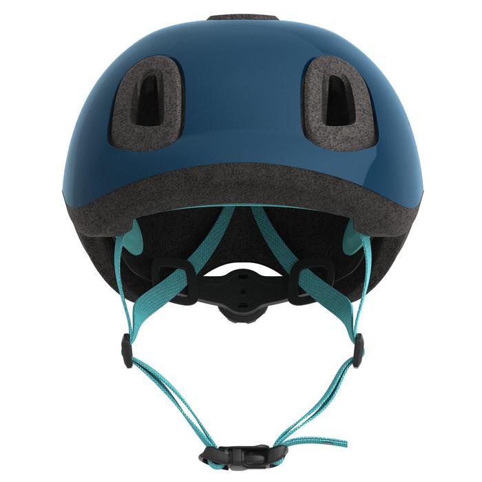 Fahrradhelm 500 Baby blau