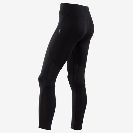 S500 Breathable Fitness Leggings - Girls