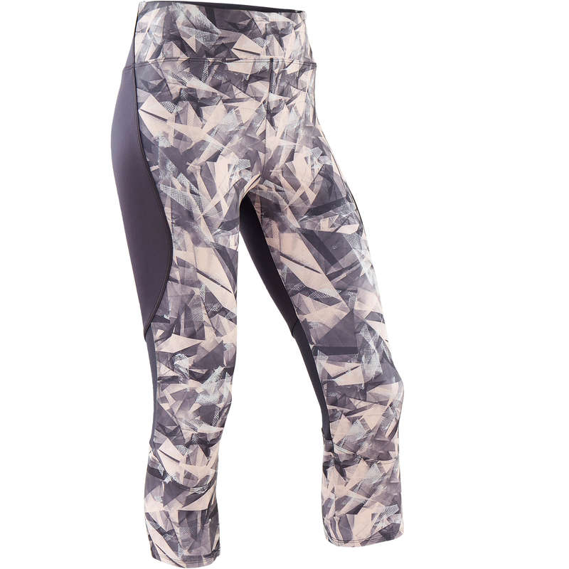 GIRL EDUCATIONAL GYM APPAREL - Girls' Cropped Bottoms S500