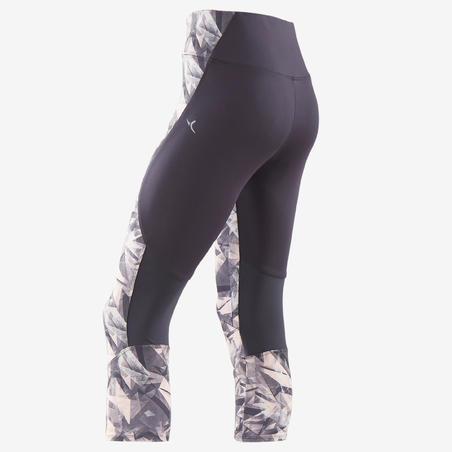 S500 Breathable Cropped Leggings - Girls