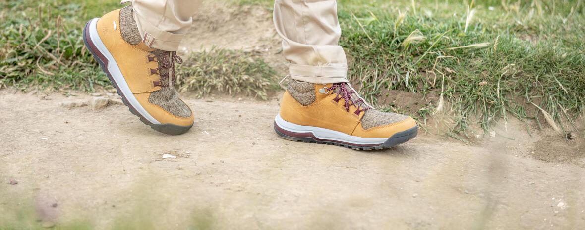 Chaussure de randonner nature femme