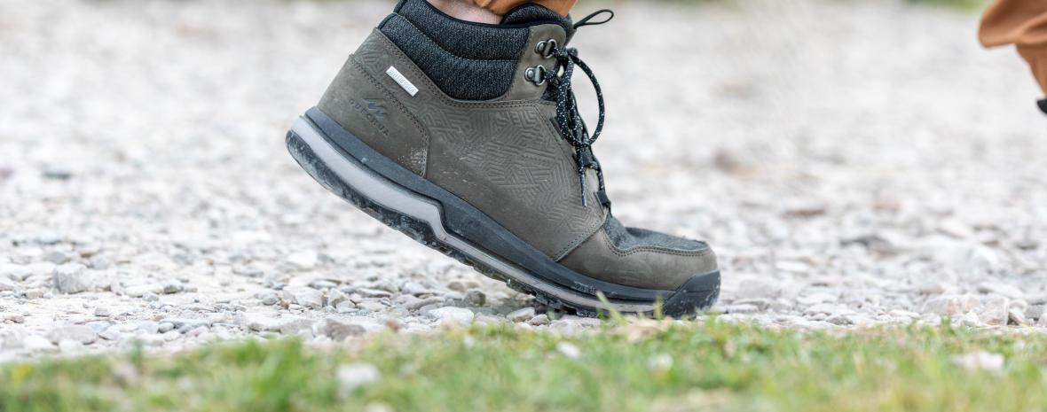 Chaussure de randonner nature Homme
