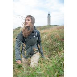 Sweat de randonnée nature - NH500 Hybride - Femme