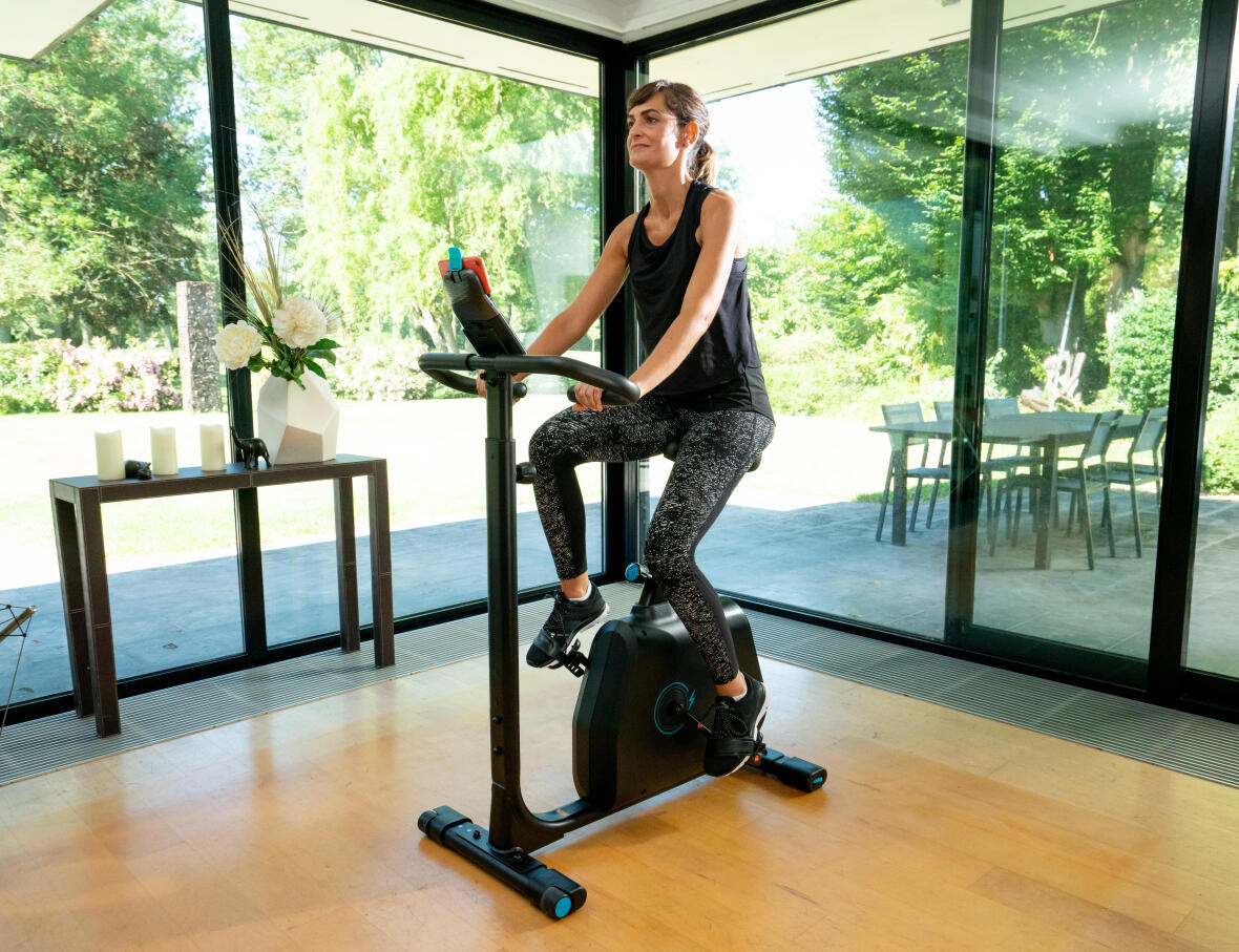 exercise bike training