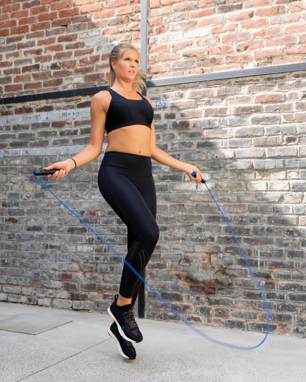 Corde à sauter - Comment faire de la boxe chez soi - Conseils Sports DECATHLON