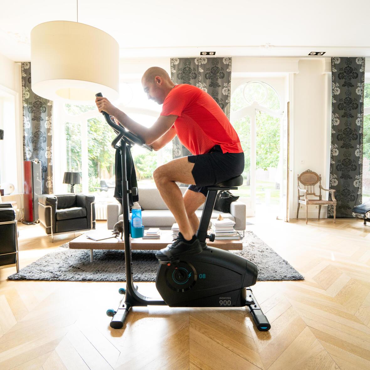 Motivation exercise bike