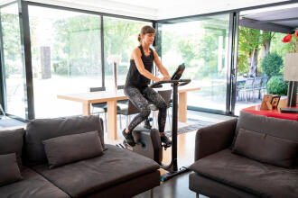 5 TIPS FOR STAYING MOTIVATED ON YOUR EXERCISE BIKE
