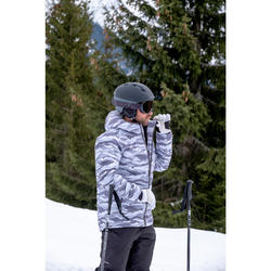 D-SKI JKT 150 WARM - CAMO CHINA
