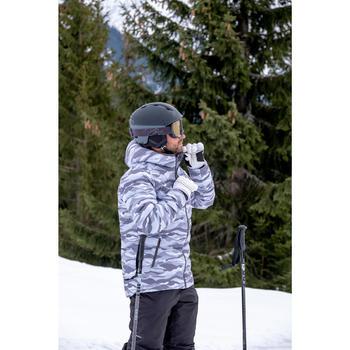 下坡滑雪外套150 WARM - 迷彩唐裝