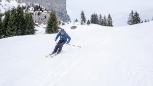 滑雪保持手溫暖