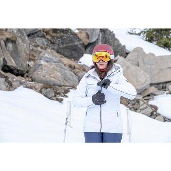 Slide 500 Women's Warm Ski Jacket - White