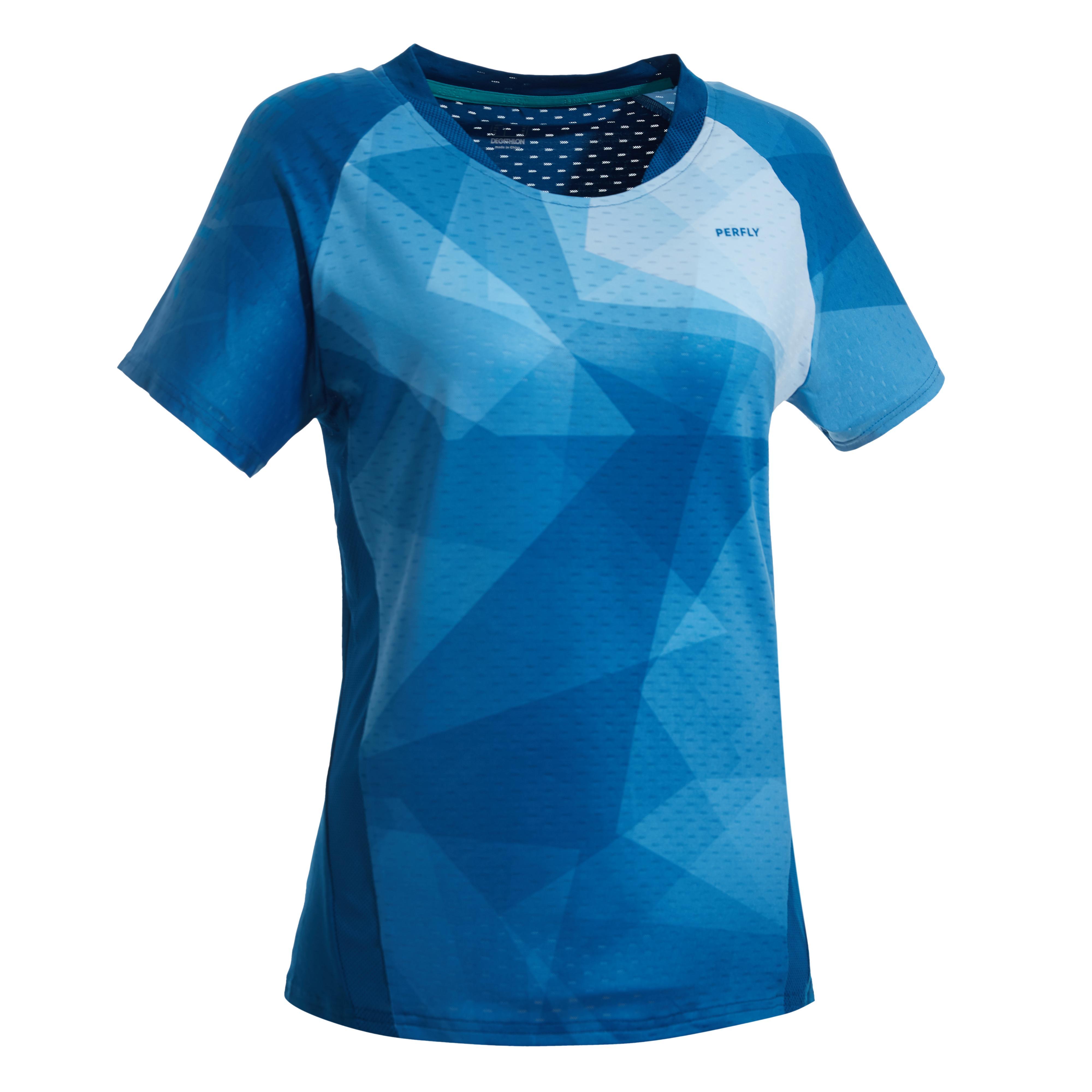 Tricou Badminton 560 Damă imagine