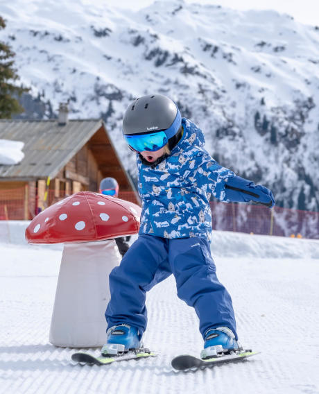 Wedze ski enfant