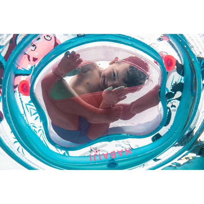 """Plateforme d'éveil aquatique bébé """"TINOA"""" imprimés """"PANDAS"""""""