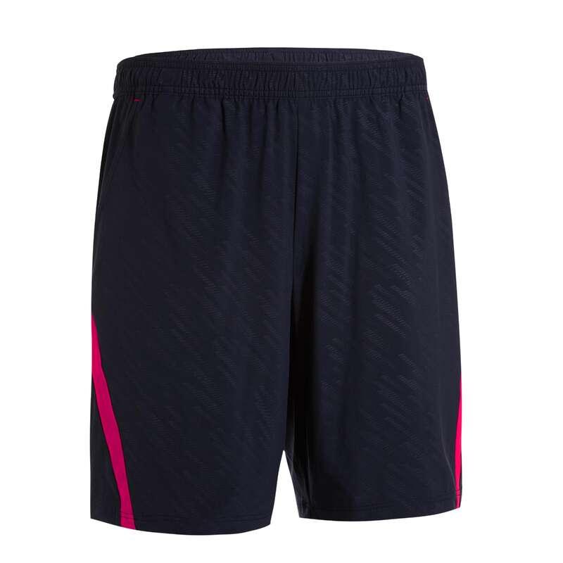 HABILLEMENT BADMINTON HOMME Racketsport - Shorts 560 Herr blå/rosa 20 PERFLY - Badmintonkläder och Skor