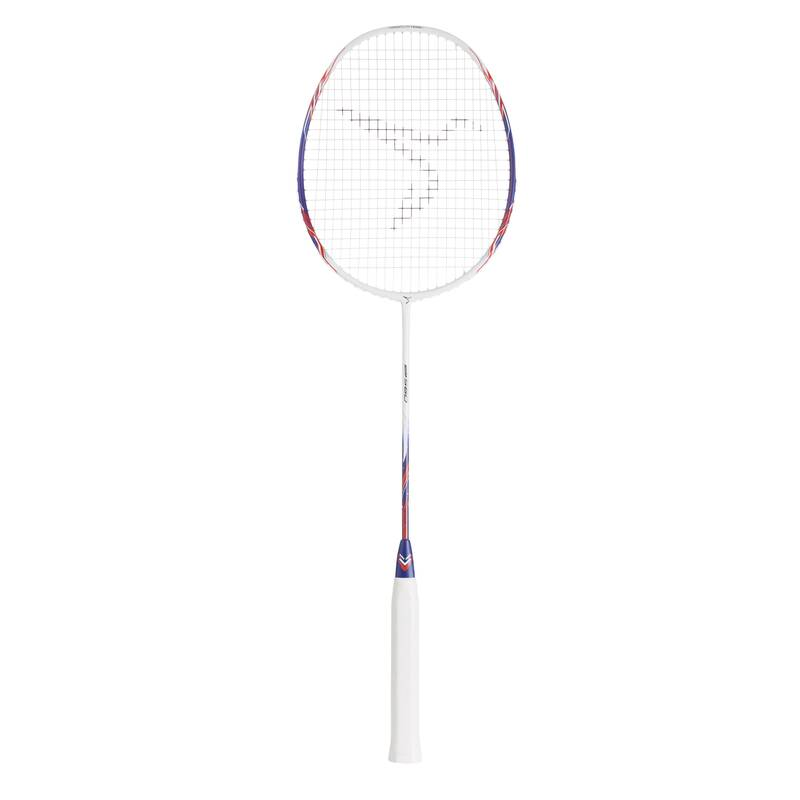 BADMINTONOVÉ RAKETY PRO POKROČILÉ RAKETOVÉ SPORTY - RAKETA BR560 LITE MODRO-RŮŽOVÁ PERFLY - Badminton
