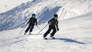 滑雪三層式穿搭