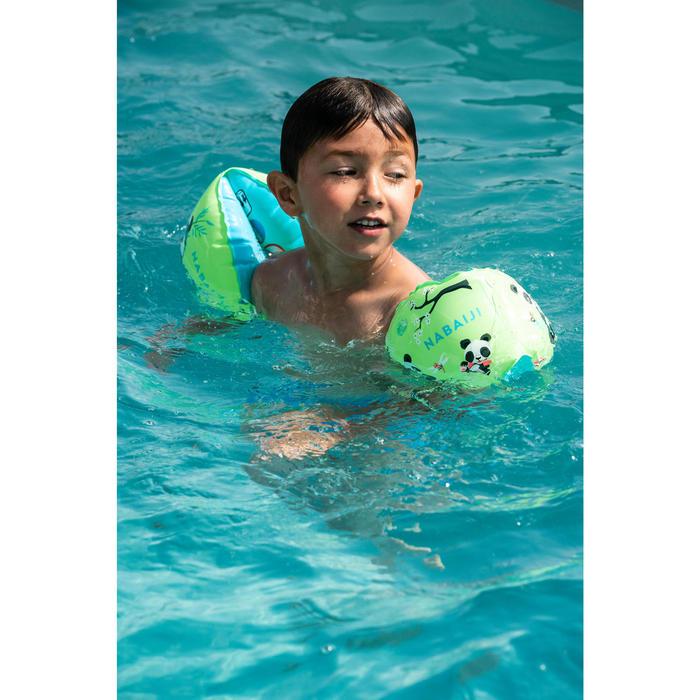 Zwembandjes voor kinderen pandaprint 11-30 kg
