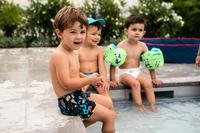 Baby / Kids' Swim Shorts - Blue Print