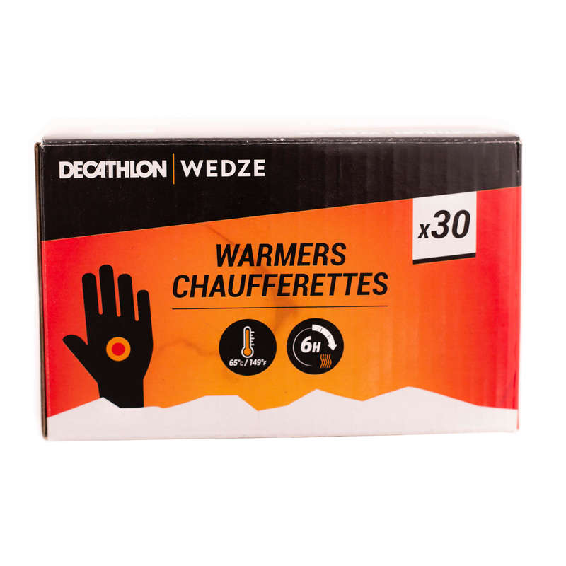 COLD PROTECTION Skin and Body Care - X30 HANDS WARMER WEDZE - Skin and Body Care