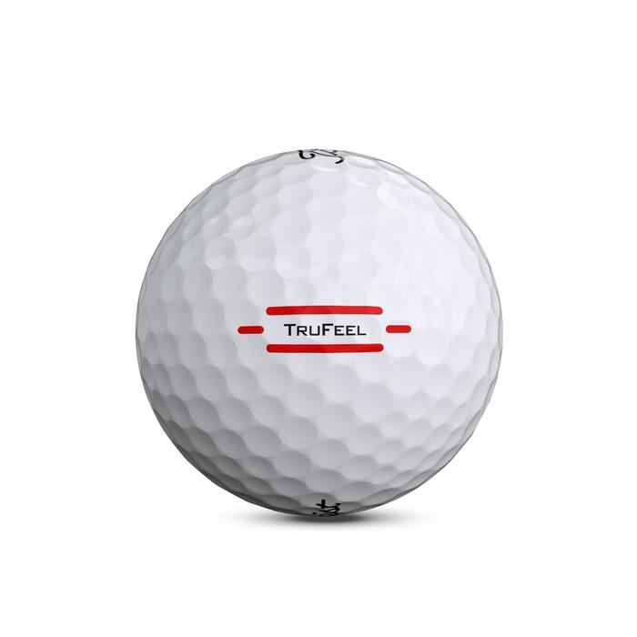 Golfballen Trufeel x12 wit