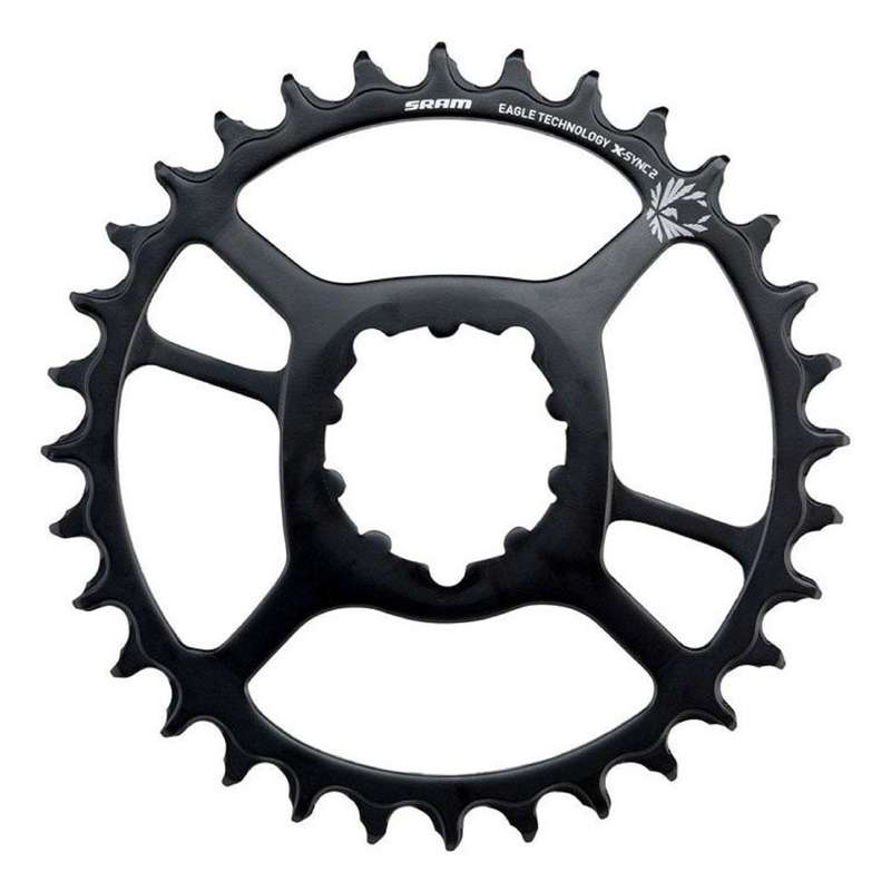 BIKE GEARING Cycling - Chainring 34T X-Sync 2 SRAM - Cycling