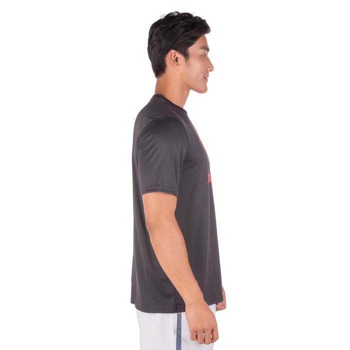 Soft 500 Tennis Badminton Table Tennis Padel Squash T-Shirt - Grey