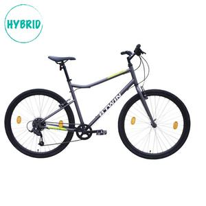 Hybrid cycle Riverside 120 Grey Yellow.