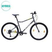 Hybrid Cycle - Riverside 120 - 28 Inches - Grey Yellow