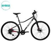 BTWIN RIVERSIDE 500 HYBRID CYCLE