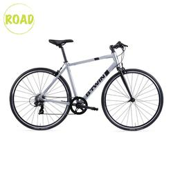 Road cycle Triban 100 Flat bar.
