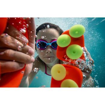 Matériel aquatique, poignées ventouses TICRAWL pour apprentissage de l'immersion